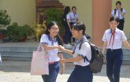 Gần 12 ngàn thí sinh Sóc Trăng dự thi tuyển sinh vào lớp 10