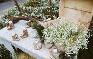 Mê mẩn trước vẻ đẹp của những đóa hoa mang phong cách Rustic