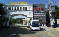 Trải nghiệm xe điện du lịch tại Resort Vĩnh Hy