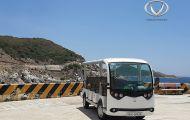 Xe điện VNE.CAR 14ACi10: Sự lựa chọn hàng đầu cho các đơn vị kinh doanh du lịch