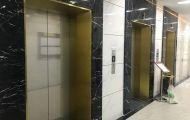 Lựa chọn ốp inox cửa thang máy cho công trình hiện đại