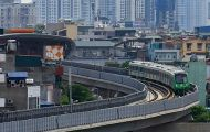 12 ga đường sắt Cát Linh - Hà Đông kết nối với xe buýt như thế nào?