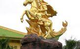 Mẫu tượng đồng Lý Thường Kiệt đẹp tại đồng mỹ nghệ Tâm Phát