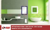 Chọn gương trang trí phòng tắm phù hợp với từng không gian