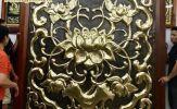 Các mẫu phù điêu bằng đồng đẹp tinh xảo tại đồng mỹ nghệ Dương Quang Hà
