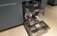 Cận cảnh máy rửa chén đầu tiên trên thế giới có công nghệ