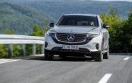 Mercedes-Benz EQC - Phiên bản chạy điện của GLC