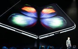 Siêu điện thoại gập Galaxy Fold ra mắt giá 46 triệu, không bán ở Việt Nam