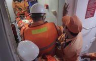 Bốn người nguy kịch do ngạt khí hầm tàu cá ở Vũng Tàu