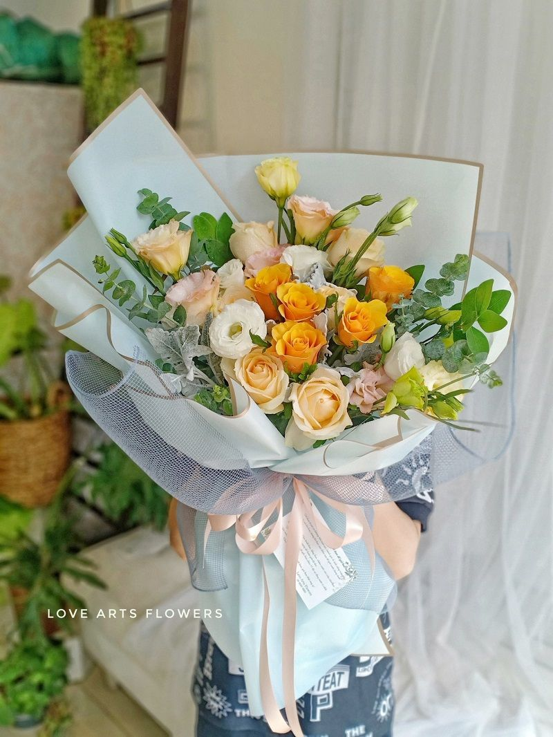 dịch vụ đặt hoa tươi Hà Nội