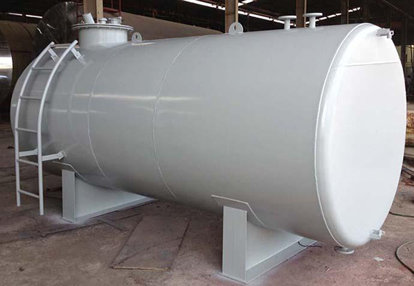 Bồn chứa xăng dầu do Tân Khánh sản xuất