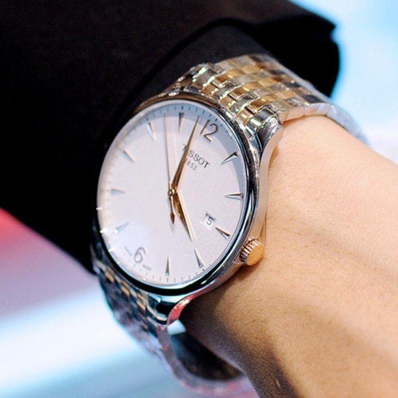 Đồng hồ Tissot T063.210.22.037.01 - Hiện thân của sự hoàn mỹ
