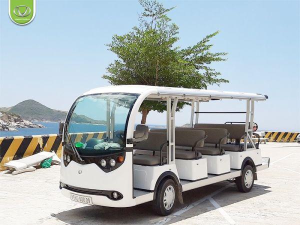 Xe điện 14 chỗ Tùng Lâm - Lựa chọn số 1 cho các khu du lịch