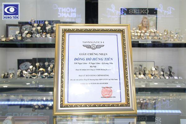 Địa chỉ mua đồng hồ chính hãng tại Hà Nội