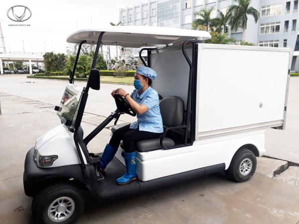 Lý do bệnh viện nên đầu tư xe điện chở hàng Tùng Lâm