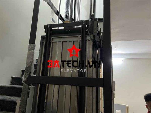 hố thang máy là gì